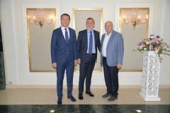 Cüneyt Şener, İbrahim Burkay, İsmail Kuş