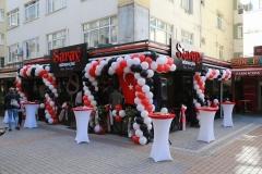 Saray Börekçisi'nin yeni şubesi Nalbantoğlu'nda açıldı.